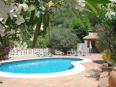 Last Minute Special Offer South France Holiday Villas Spain Private Pool  Near Beach